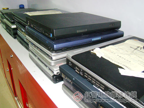 新接修一批广州电脑城高端笔记本电脑